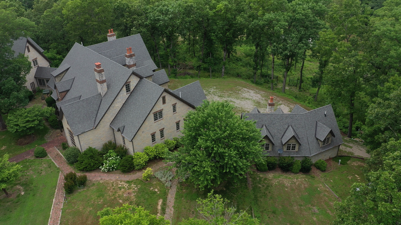 Breathtaking One-of-a-Kind Mansion in the Missouri Ozarks
