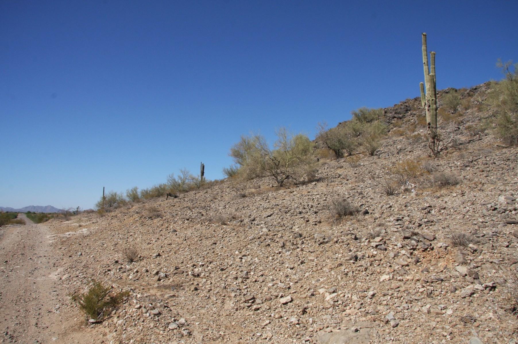 Land for sale in Casa Grande, AZ