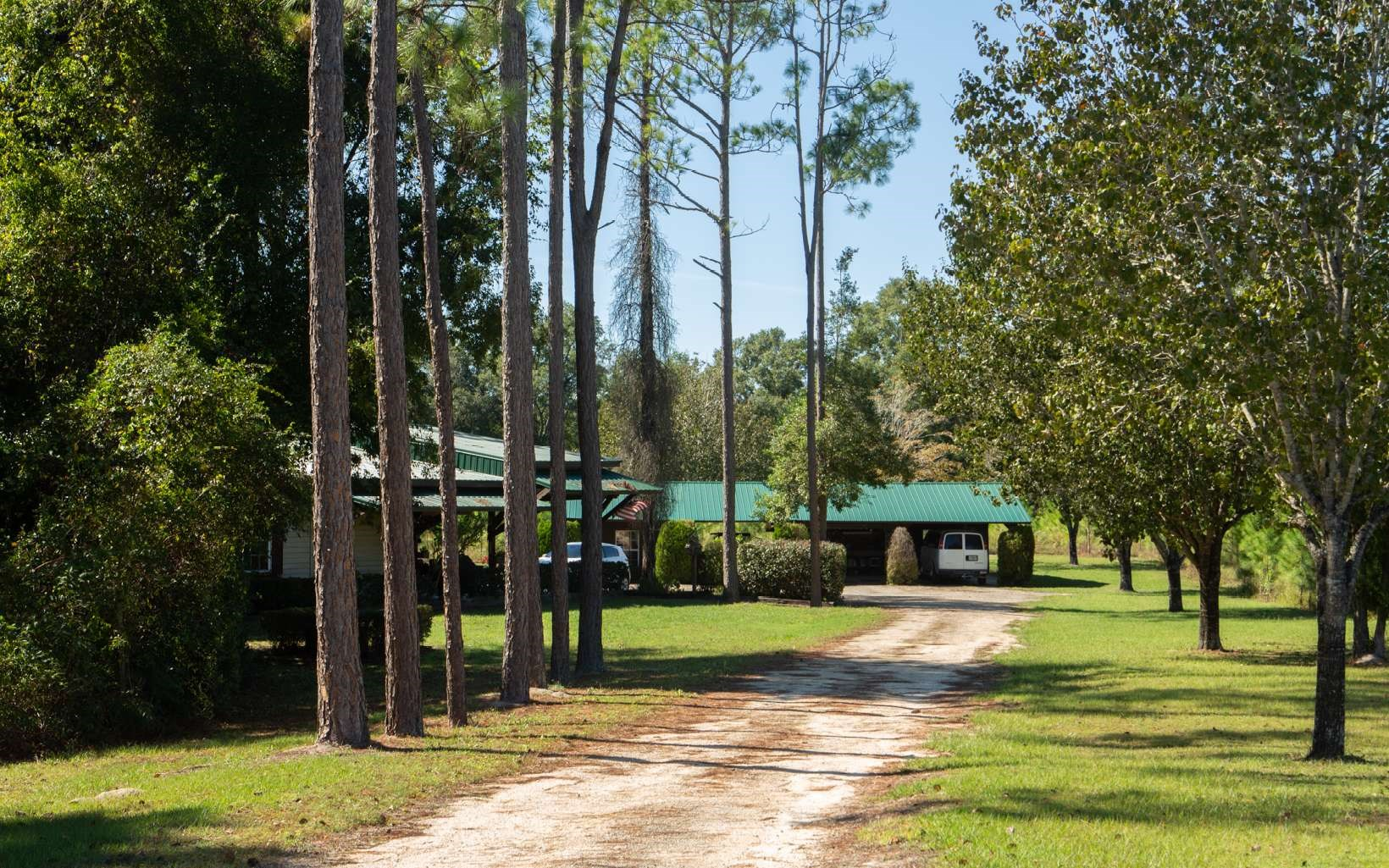 40 Acre private and secluded property