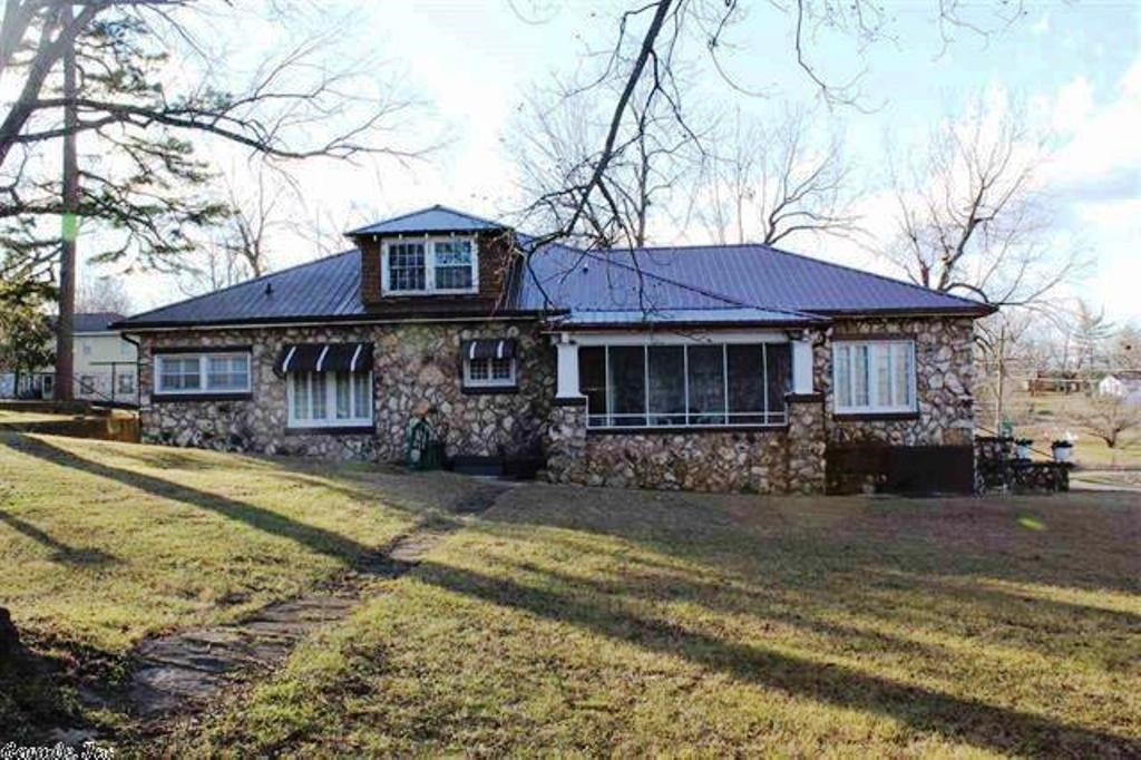 Historic Property for sale Mammoth Spring AR