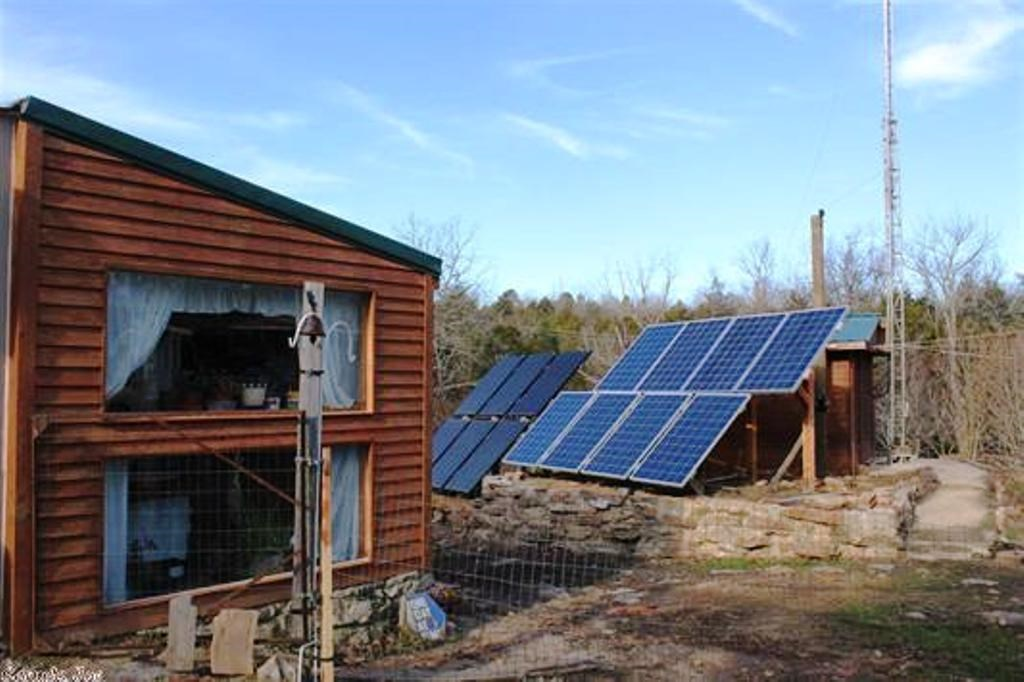 Off Grid Property in Central Sharp County Arkansas