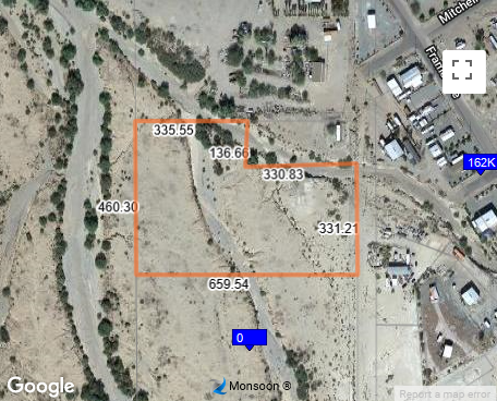 Bouse, AZ 5 Acre Lot  With Well