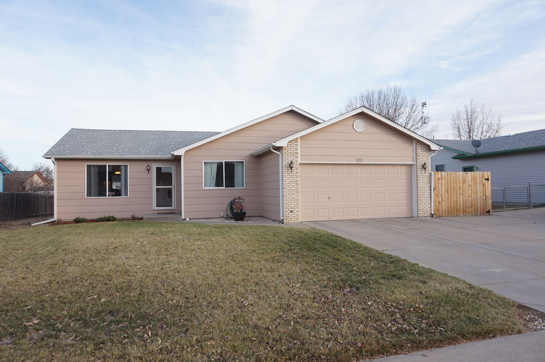 Hom for Sale Greeley Colorado Weber West
