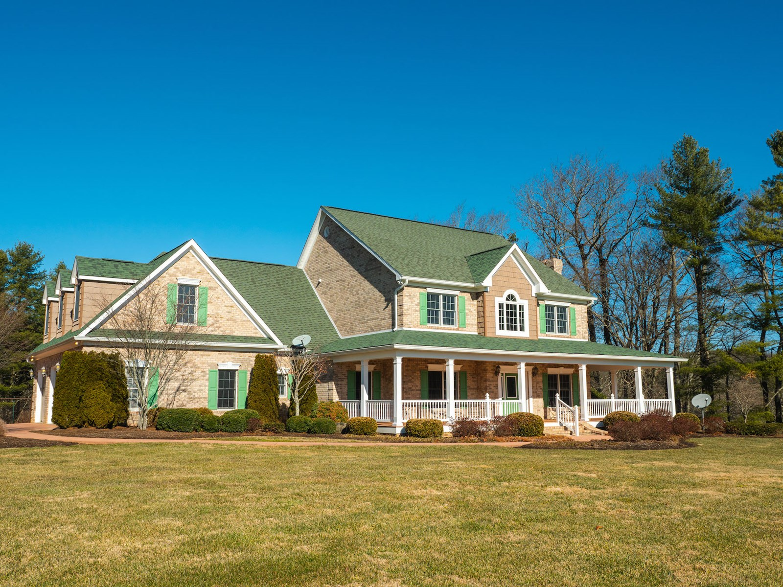 Beautiful Country Home for Sale in Laurel Fork VA!