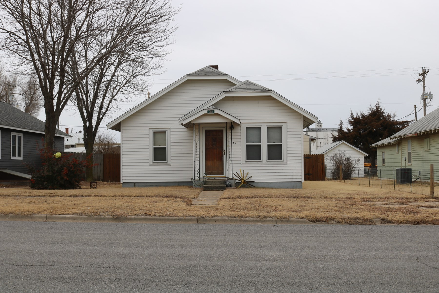 Coldwater, Kansas Historic Home For Sale