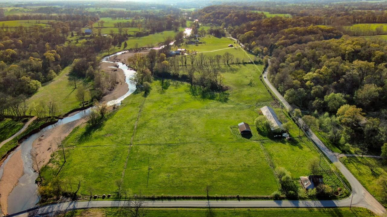 Land Available on Spavinaw Creek, Benton County AR