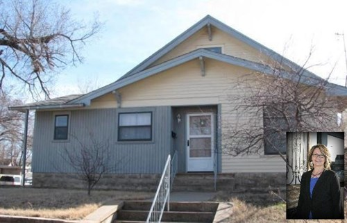 Residential Home For Sale in Waynoka, OK