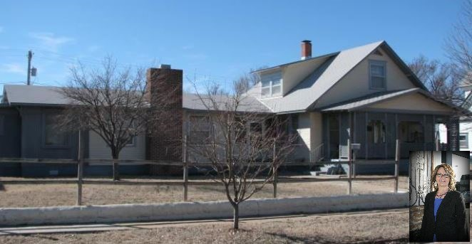 Large Family Home in Waynoka, OK