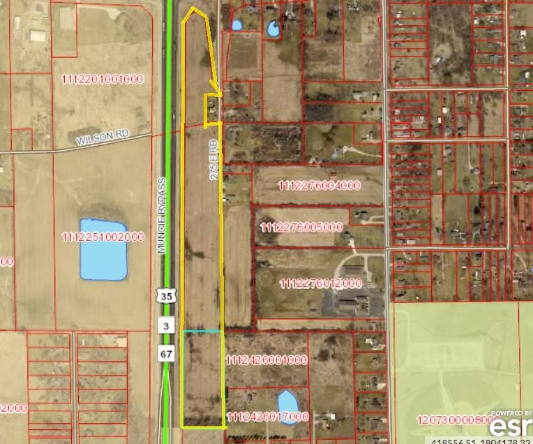 Land for Sale Muncie, IN