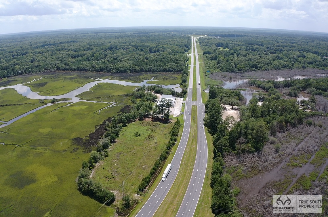 PRICE REDUCED! Beautiful Commercial  2.54 acres