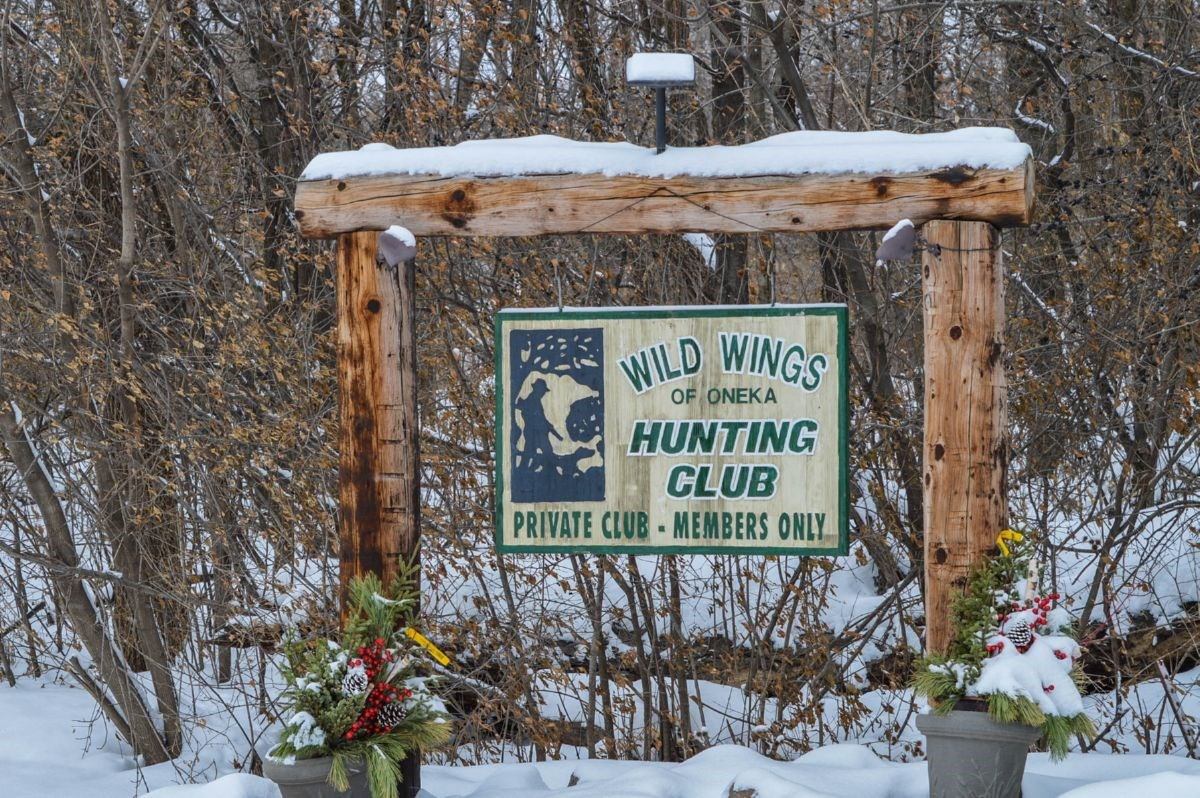 Private Hunting Club & Recreational Land For Sale in Hugo MN