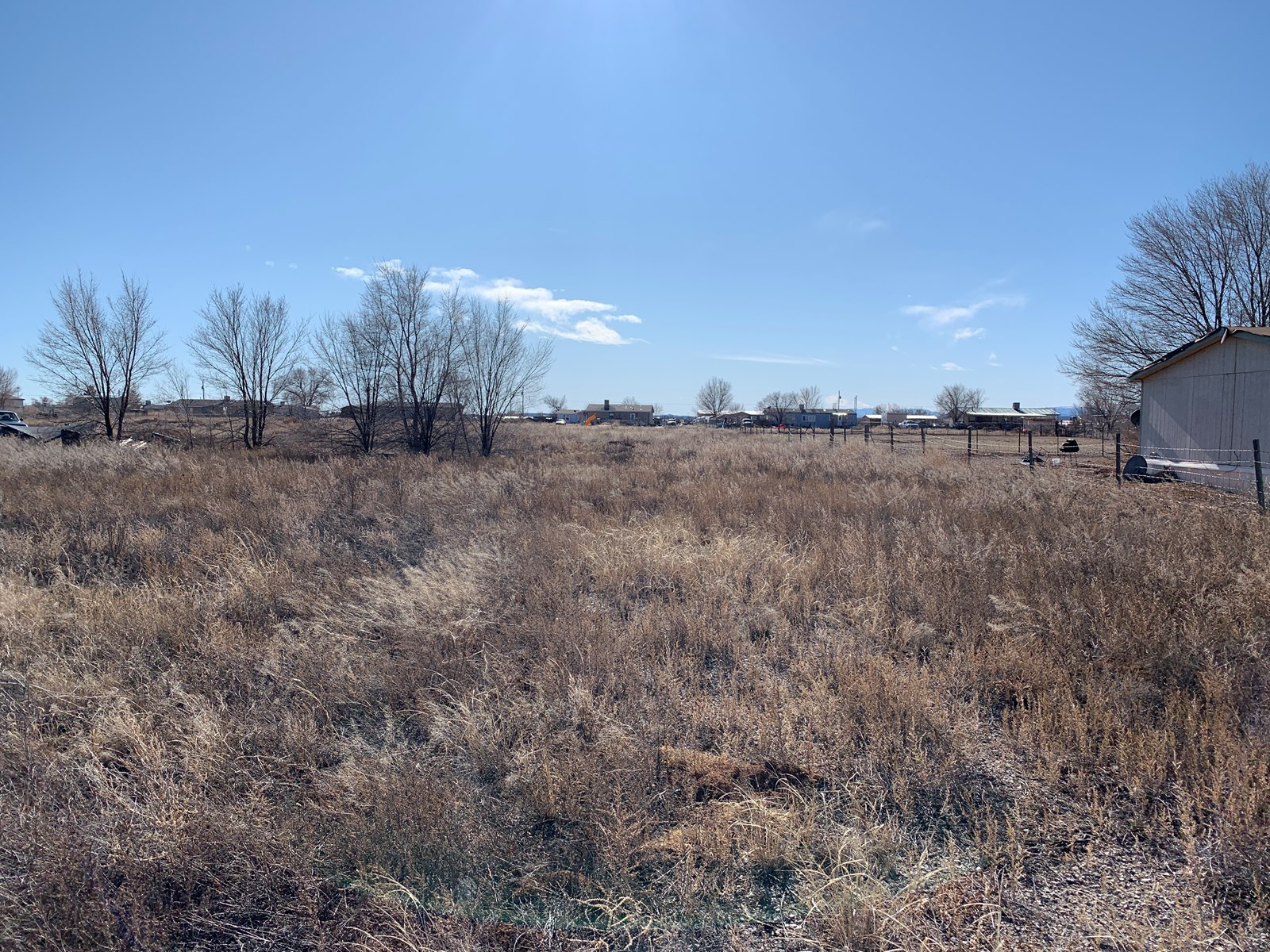 For sale vacant lot in Sunset Acres near Moriarty NM