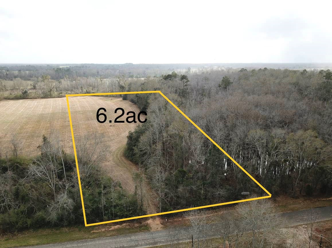 6.2 acres for sale Fletcher Smith Road, Cottonwood, Alabama