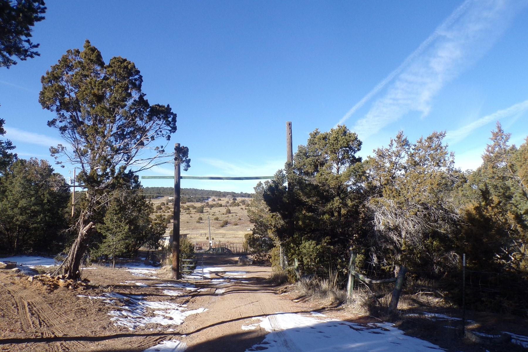 Santa Fe County New Mexico Fixer Upper For Sale