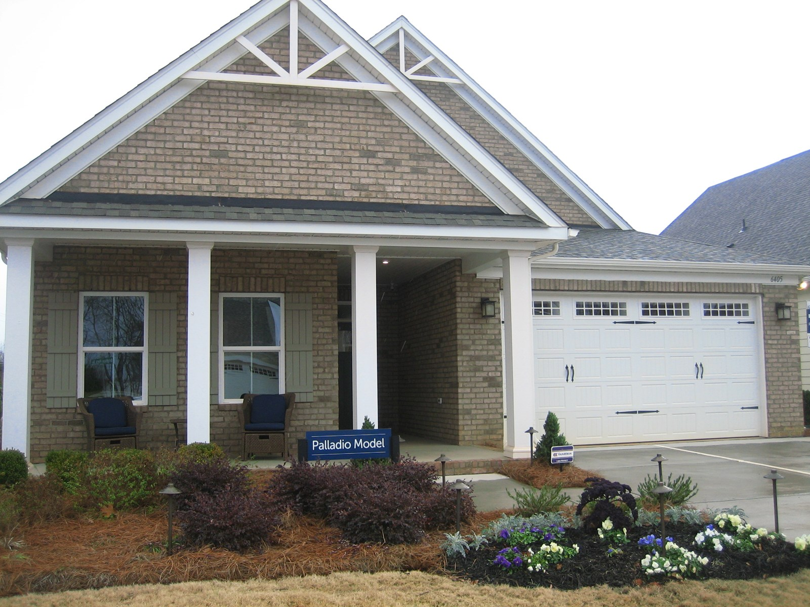 All-Brick Ranch Home For Sale in Mint Hill, NC