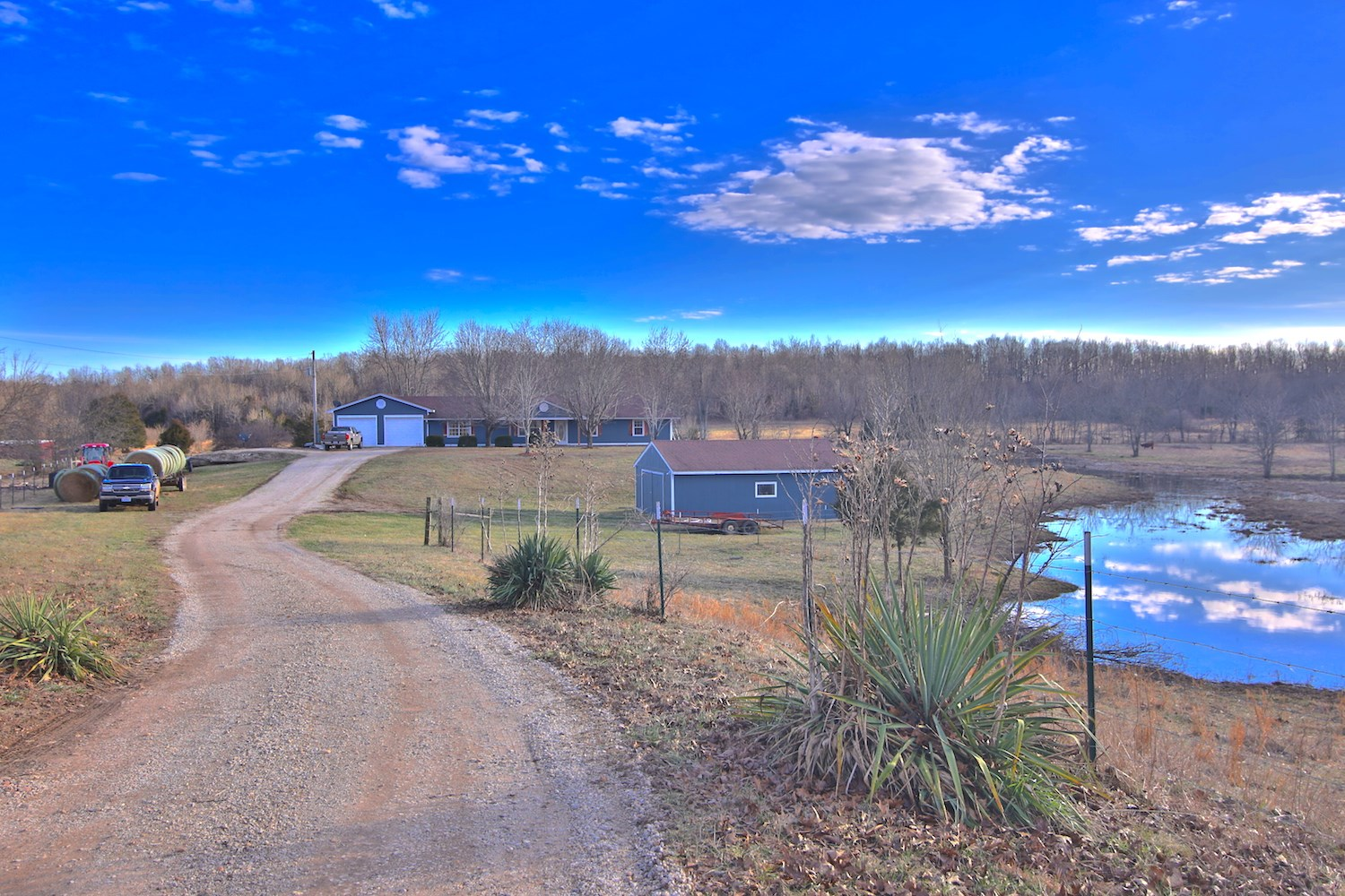 Country Home for Sale in Thayer, MO