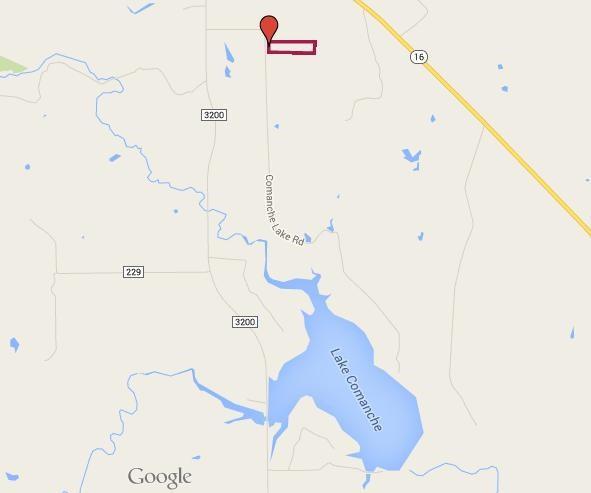 12 ACRE LOT WITH ACCESS TO PRIVATE LAKE COMANCHE TX