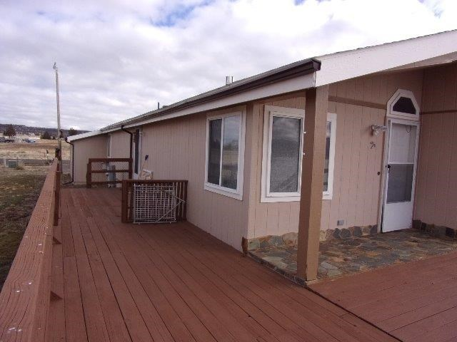 Lake Front Home 3/Bed 2/Bath 1,352 Sq/Ft. in Northeastern CA
