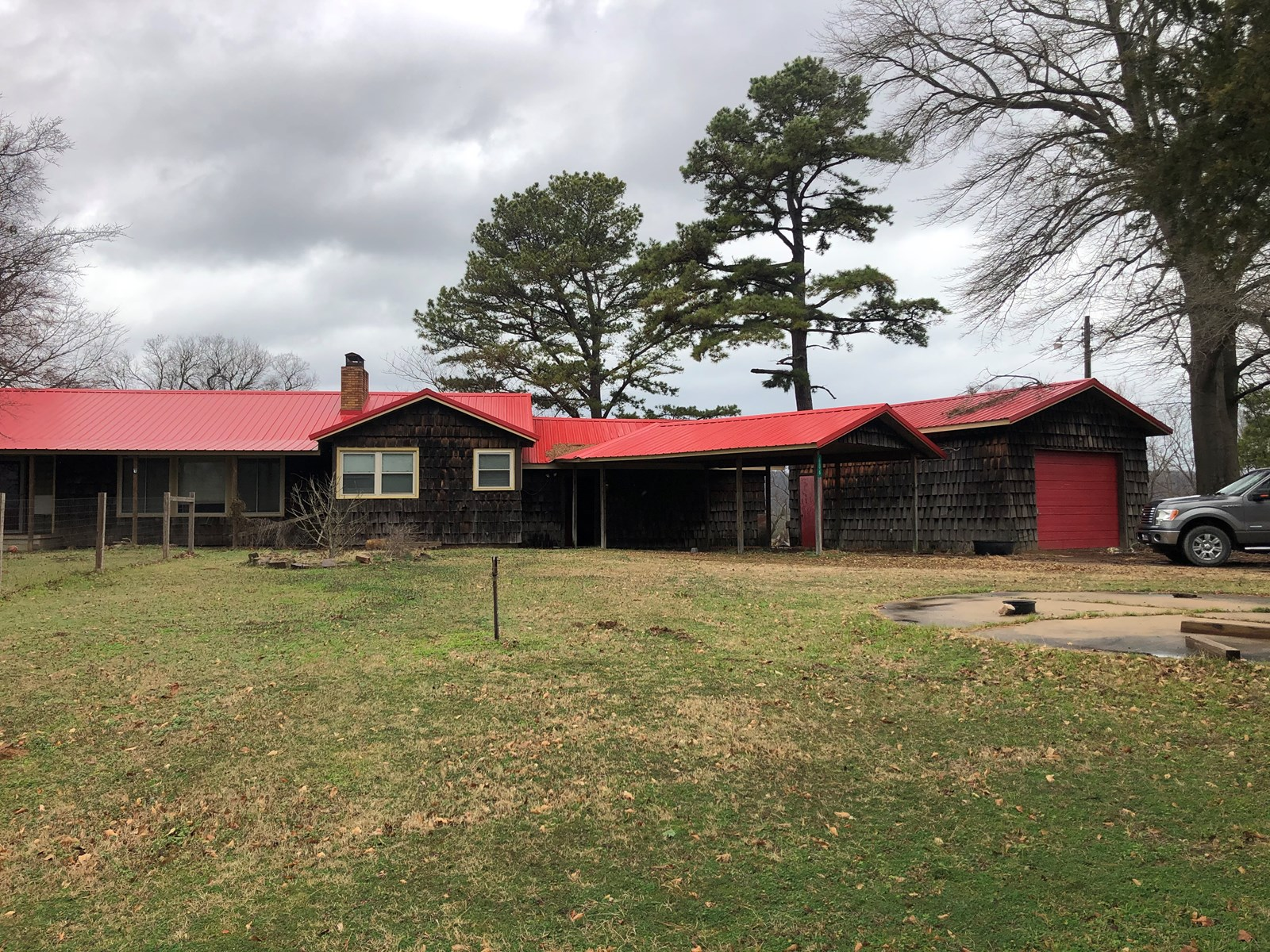 Home For Sale Keota Oklahoma