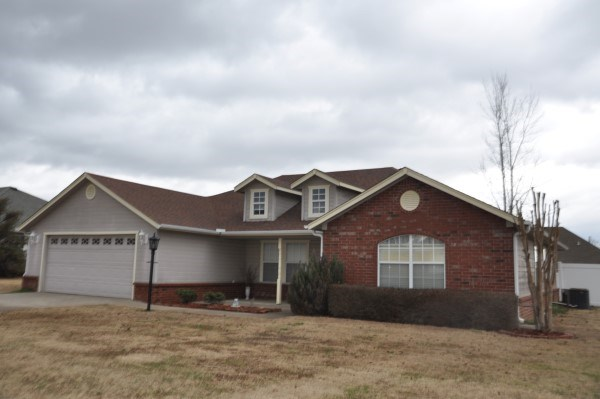 FOUR BEDROOM HOME IN POTEAU, OKLAHOMA FOR SALE