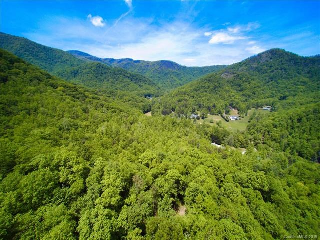Mountain Acreage with Gorgeous Views For Sale in Marion, NC