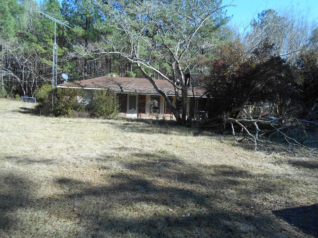 Home & 1.5 Ac For Sale Franklin County Smithdale Mississippi