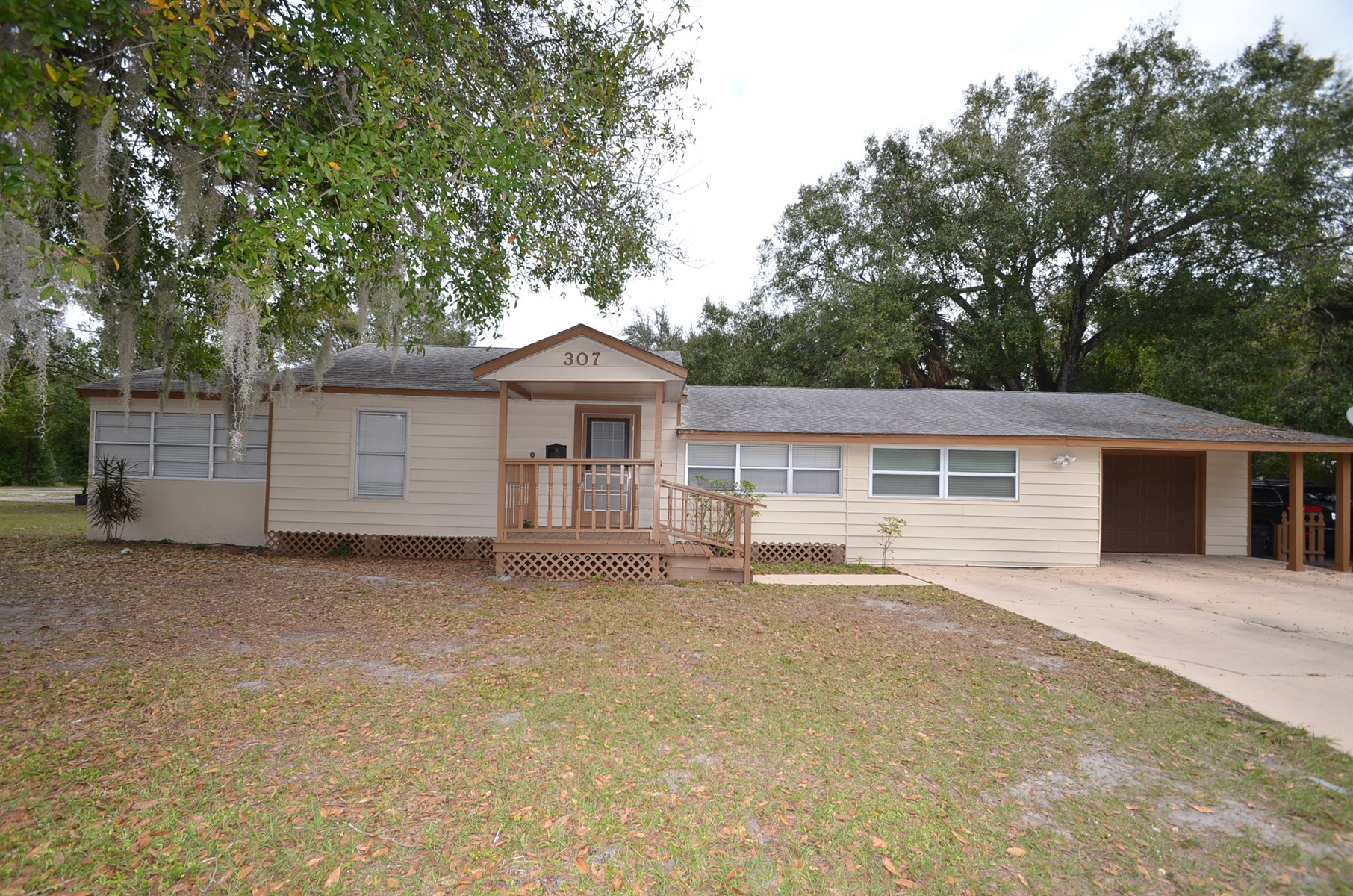 2/2 Home in Arcadia, Florida!