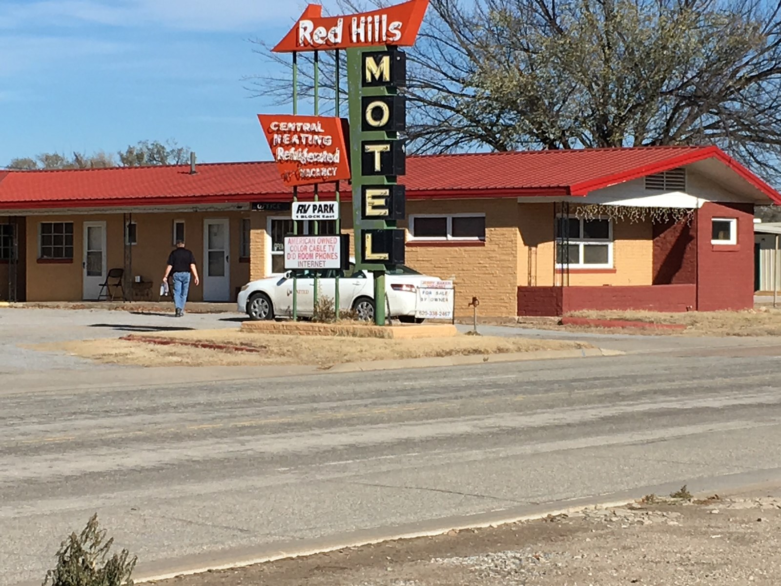 Motel – Lodge For Sale in Ashland, Clark County, Kansas
