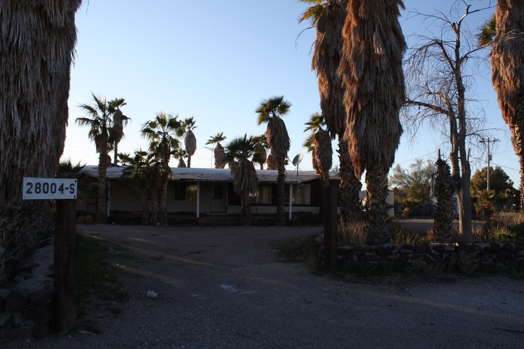 Home on 1 Acre Lot Bouse, Arizona