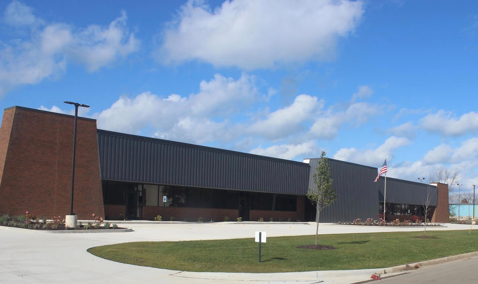 Recently Renovated Warehouse Space for Lease in South Haven