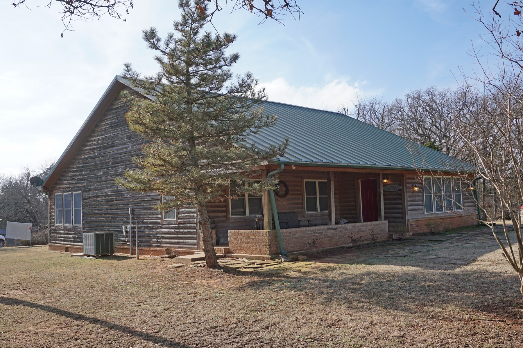 Country Home/Ranch on 40 Ac+/- Tryon, Central Oklahoma