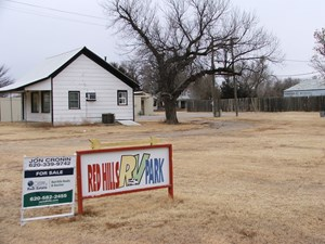 CAMPGROUND - RV PARK FOR SALE IN ASHLAND, CLARK COUNTY, KS