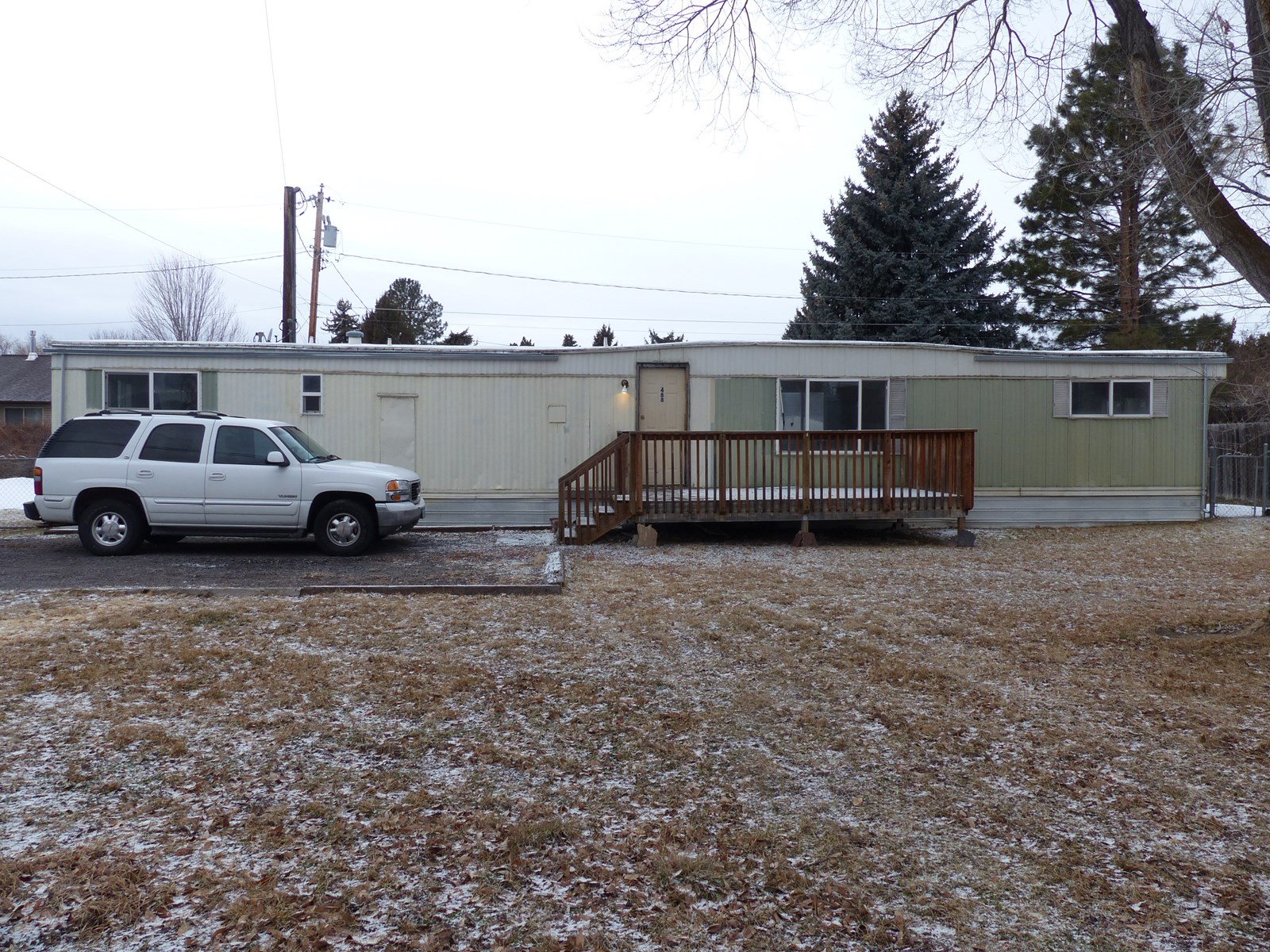 2 BDRM MANUFACTURED HOME FOR SALE
