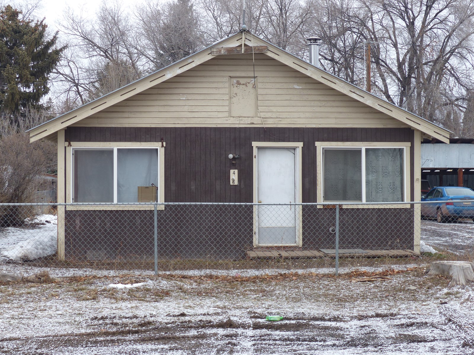 2 BDRM HOME FOR SALE IN BURNS OR