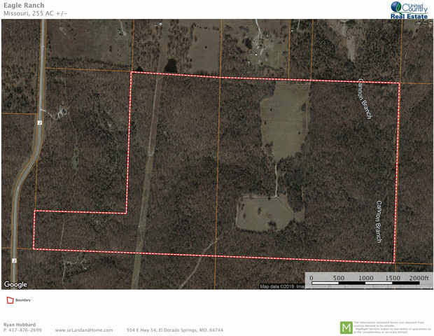 Prime Recreational Property in St. Clair County.