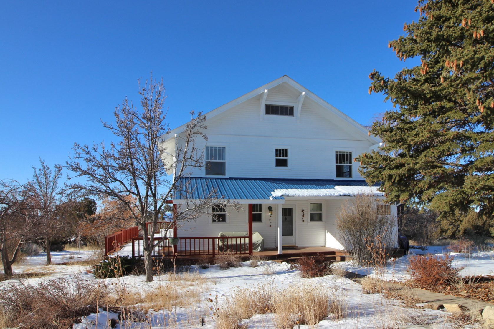 Historic Country Home on 4 acres in Dolores, Colorado