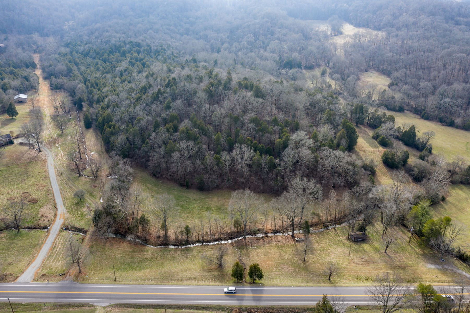Hunters Dream!! 55.95 ac. for Sale in Mt. Pleasant Tennessee