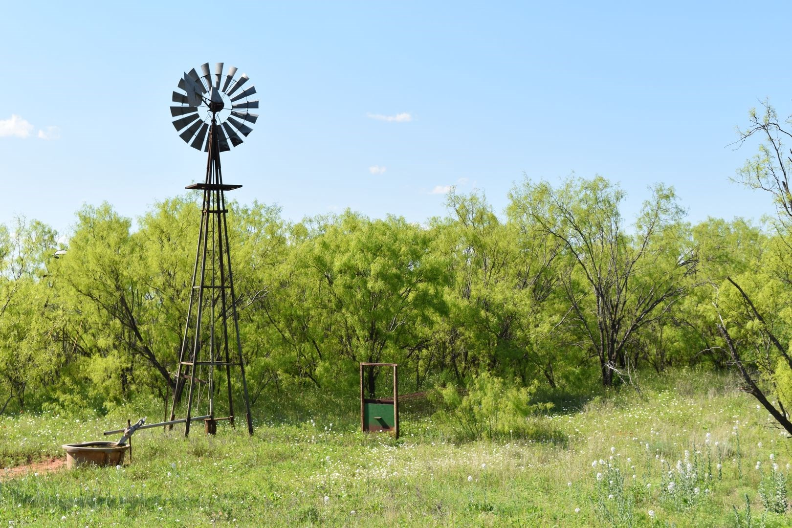 Hunting Property in Haskell Country