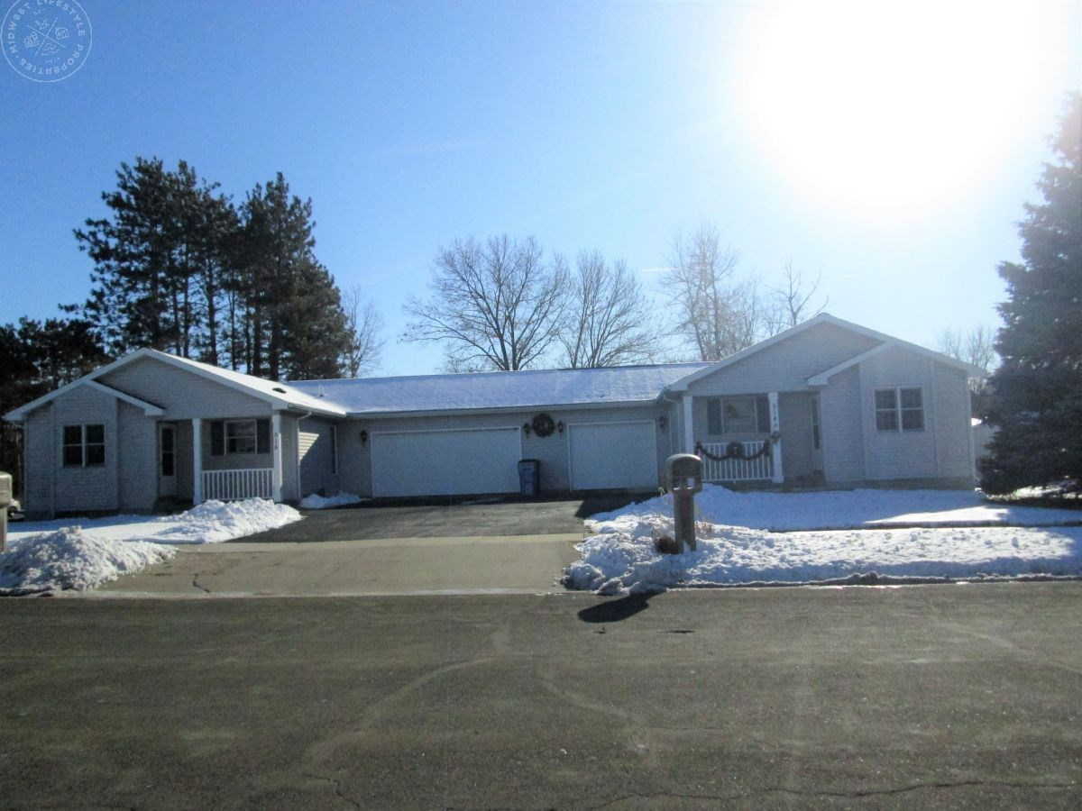 Ranch Condo in Town Columbia County WI