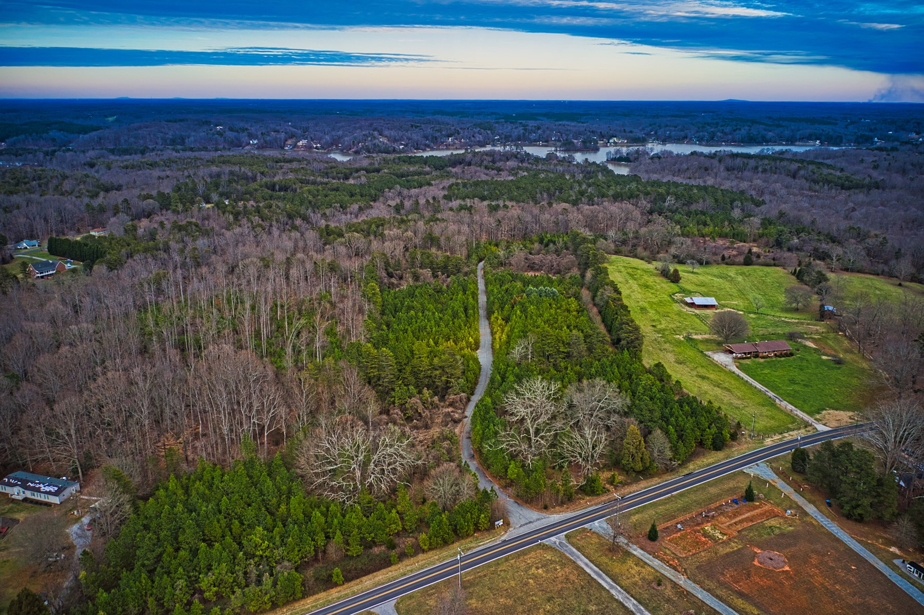 41.24 Acres For Sale Near Lake Norman, NC