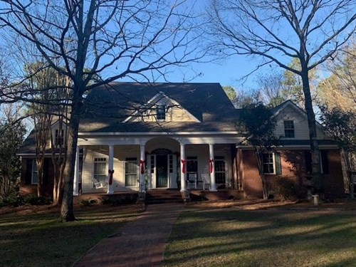 Southern Living at its Finest Country Home Brookhaven MS