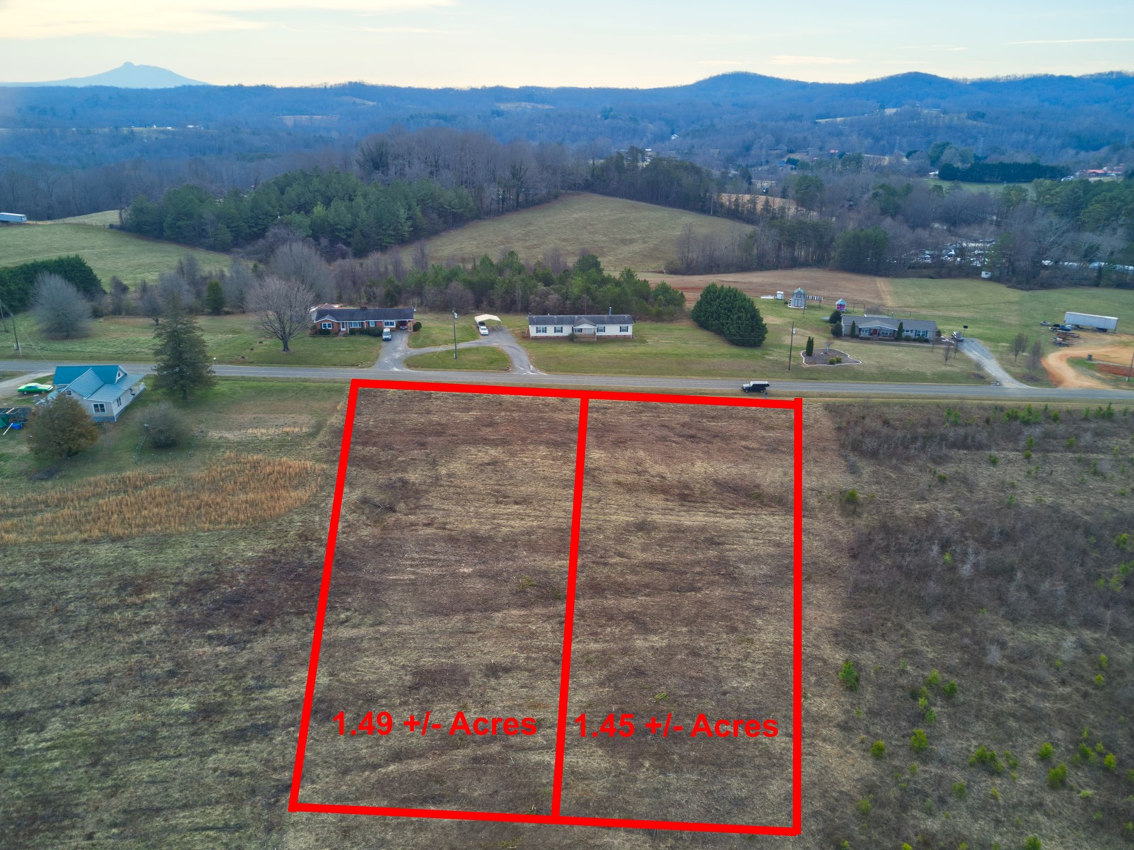 Building Lot For sale in Mount Airy NC
