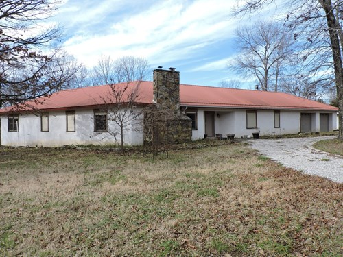 Ozark Mountain Farm & Hunting Land For Sale in Alpena, AR