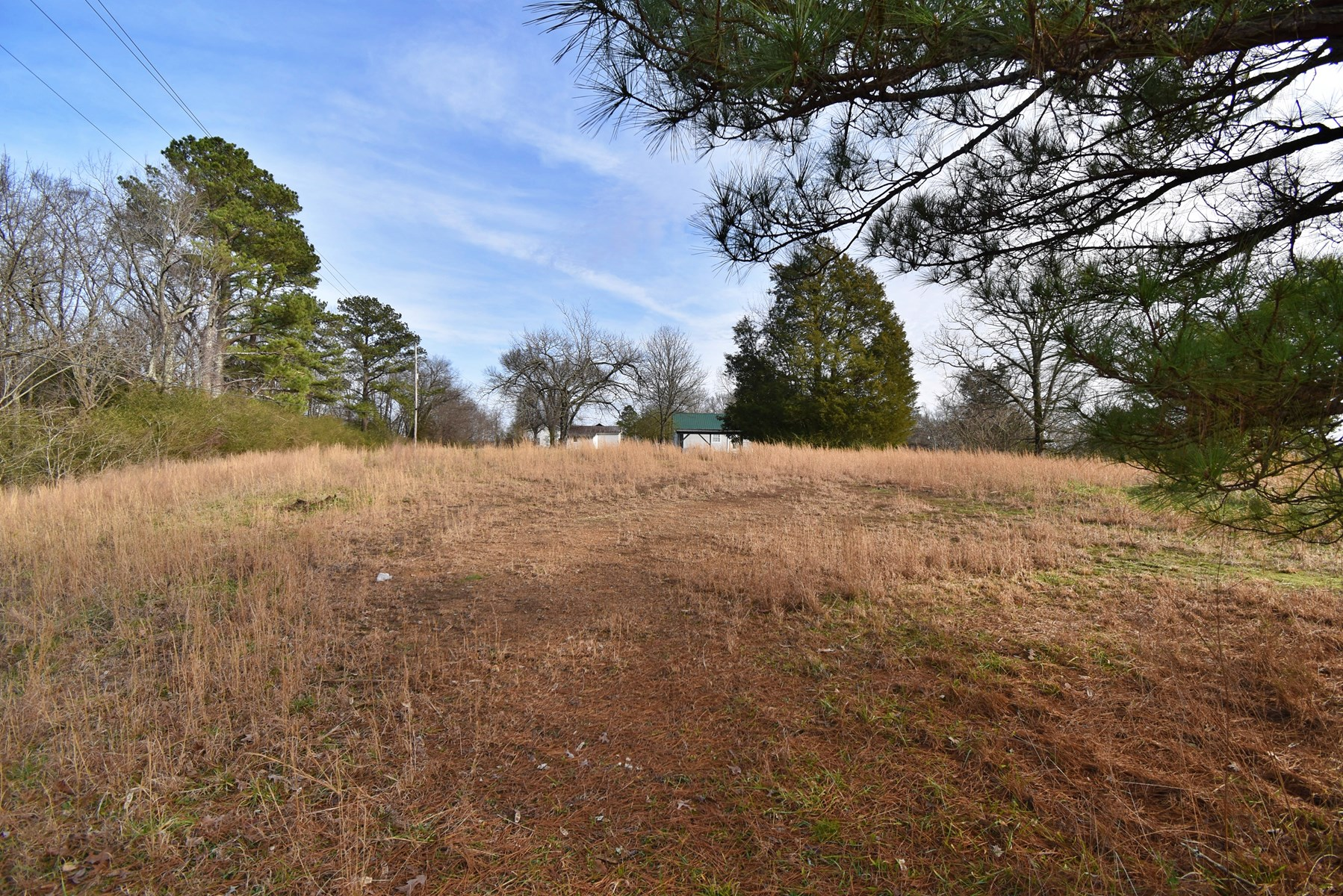 2.98 acres Building Lot in town