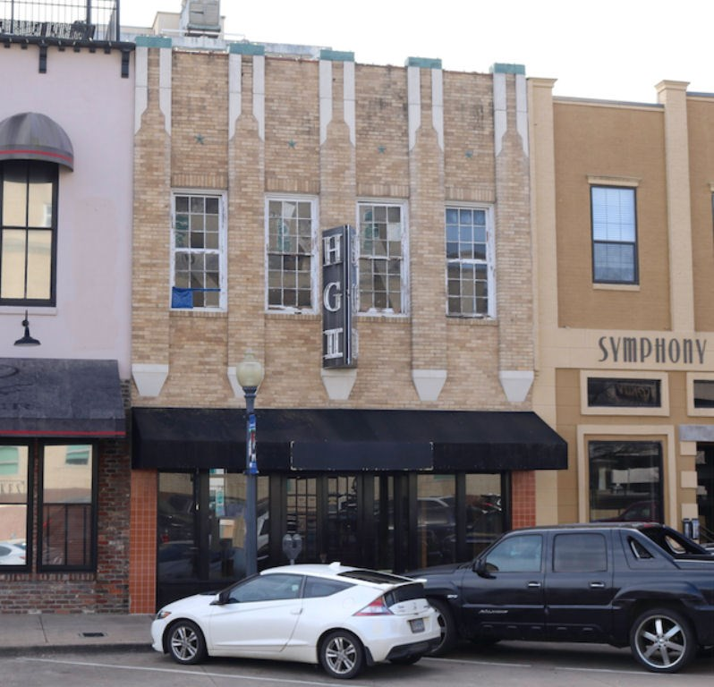 HISTORIC DISTRICT DOWNTOWN TYLER BUILDING FOR SALE