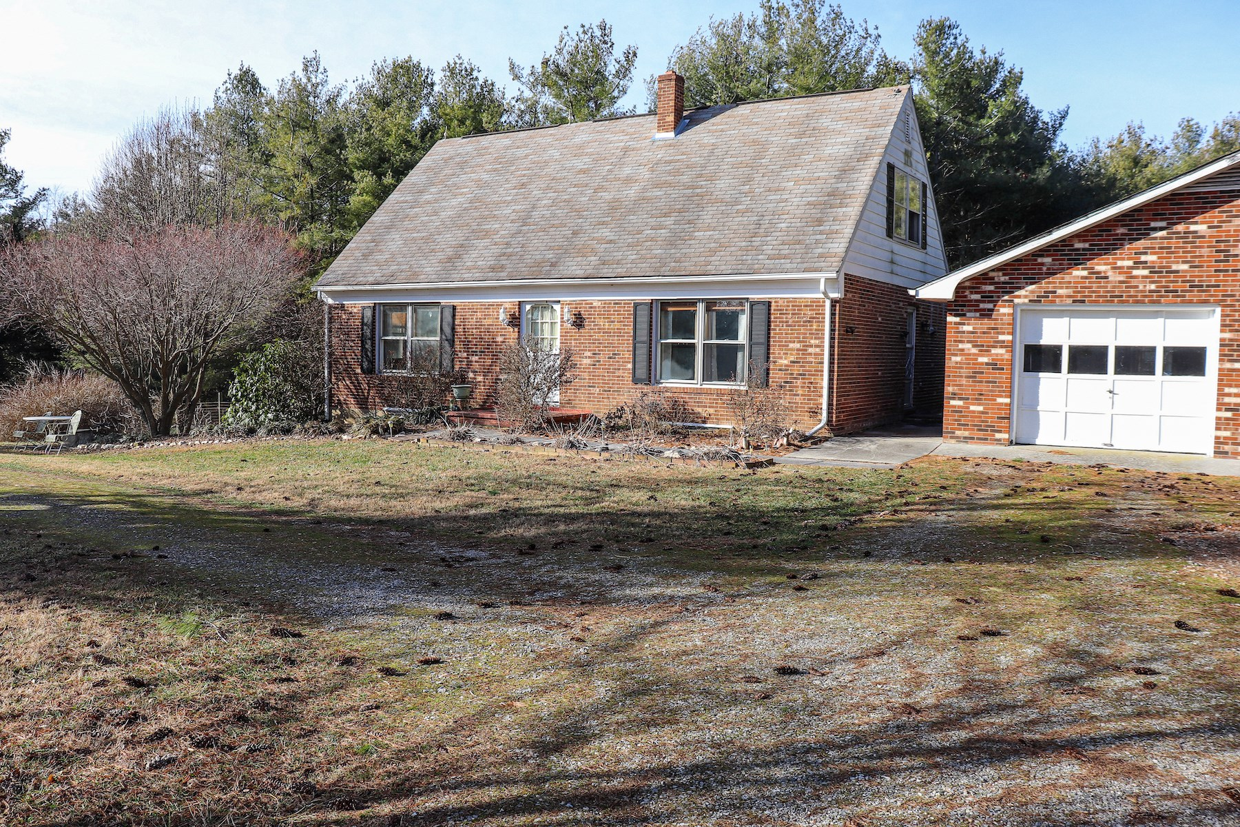 Country Home for Sale at Auction in Pilot VA!