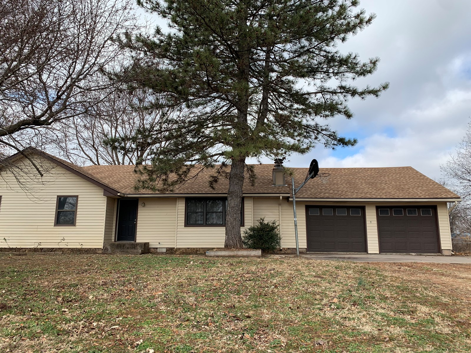 Beautiful country home in Osage County McCord area