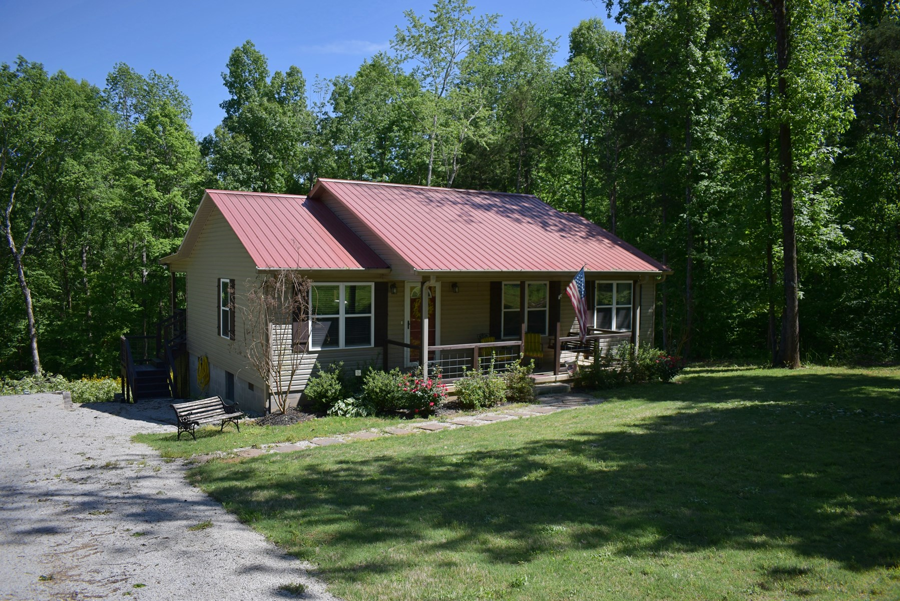 A must see!  Only 3 years old! 3BR 2BA