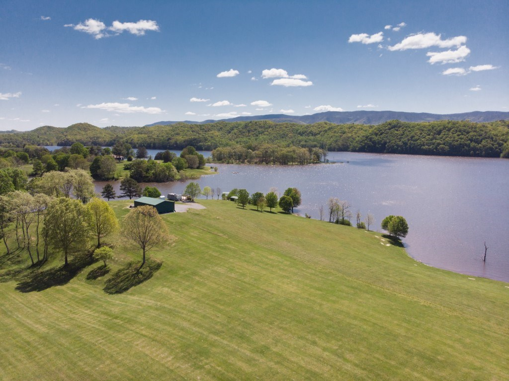 Prime Lake Front Land For Sale On South Holston Lake