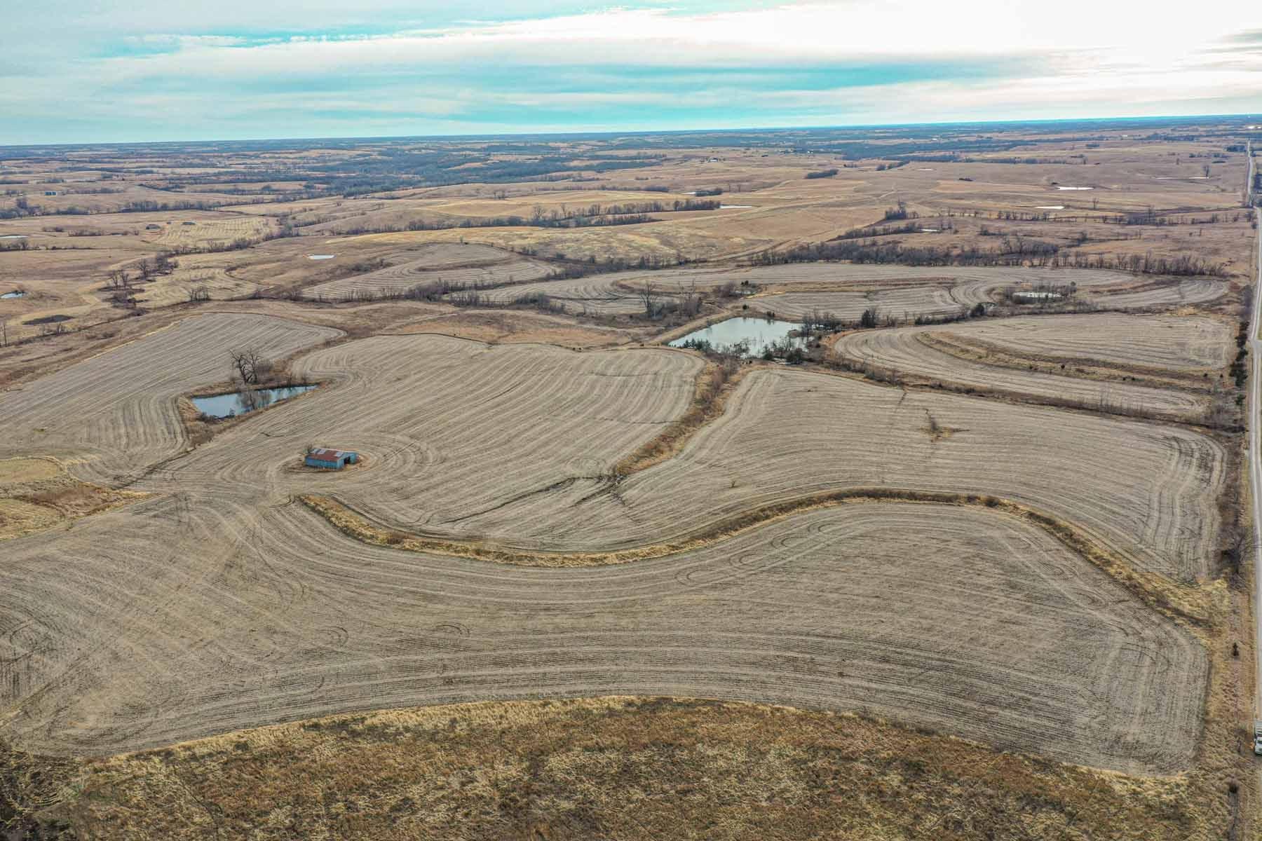 Row Crop & CRP Farm in Northwest Missouri